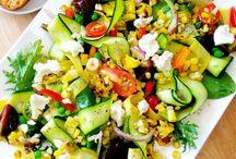Salad / by Bergan Blackwell