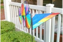 Decorations / Spinners, Door Hangers