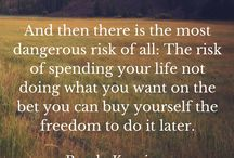 Travel Quotes / Inspiration quotes to inspire you to follow your dreams of travel.