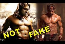 Shahrukh Khan 10 Pack Abs | Salman Khan Reacts