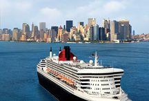 Cunard Line / Career Opportunities aboard the World's most stunning Ocean Cruise Liner!