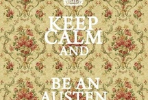 Austenland / In which there are many things pertaining to Jane Austen. / by Beth