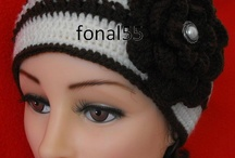 Women crochet hats /  crochet hats idozsaster@gmail.com