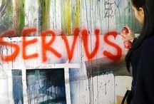 MURAL wall concepts by Carola Deutsch / DECASA Kreativstudio / Carola Deutsch / DESIGN - TATTOO - ATELIER Graz, Austria / www.decasa.at