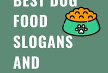 Dog Food Slogans and Taglines