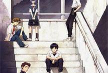 Evangelion / by Japanese otaku manga