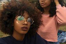 Black Girl Magic / Everything we absolutely love about melanin glazed women.