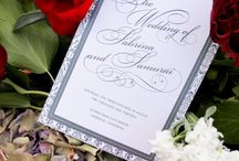 Wedding Programs / Handcrafted personalized wedding programs customized to the uniqueness of you!