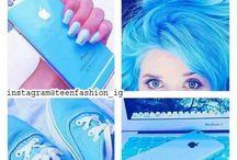 #Colors hair / Beautifull colors