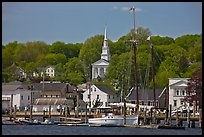 Historic Downtown Mystic / by Mystic Country