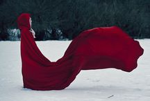 Little Red Riding Hood / by puff sbuff