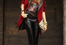 Rock style & Fashion