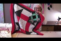 Quilts Churn it up a Notch Quilts