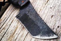 Knives Axes etc