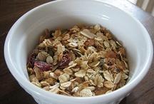 Food: Breakfast / Untried breakfast recipes.