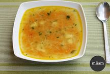 Mňamoty - polievky