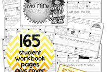 Classroom {Printables} / by Bonnie Wolf