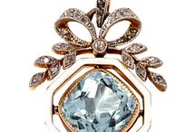 Antique Jewellery / Beautiful, charming and exquisite antique and vintage jewellery.