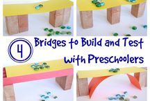 bridge preschool ideas