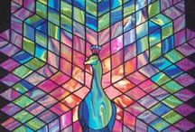 Stained/Art Glass / by Kim Herring