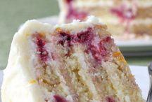 koláče, sladké jedlá