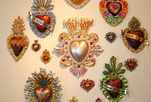 Saintly Hearts / Devotion to the Sacred Heart