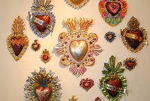Saintly Hearts / Devotion to the Sacred Heart