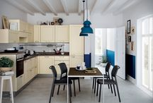 Colony - Kitchens / Design by Scavolini | A modern reworking of classical style / by Scavolini