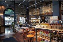 SS / A mix bag of branding and restaurant interior ideas