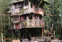 Creepy and Beautiful House