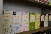 Our healthy tea range / Herbal tea for natural health