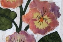 Quilt, Flowers / by Jan Faulkner