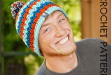 crochet patterns (for sale)