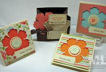 Stampin' Up! Cards / Cards and projects