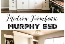 Bedroom Ideas: The Murphy Bed