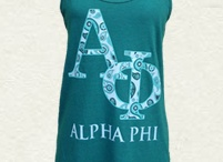 Alpha Phi Map Ideas  / by Mary Kate Etling