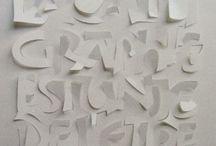 Calligraphies Vincent Geneslay