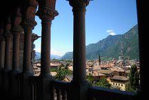 Castello del Buonconsiglio - Trento / Il Castello del Buonconsiglio è il più vasto e importante complesso monumentale della regione Trentino Alto Adige.