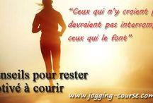 Comment courir