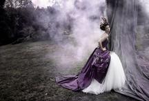 {Wedding} Enchanted Forest Fashion