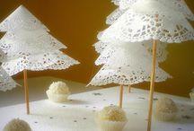 Karácsony / Saját készítésű dekorációk és más ötletek