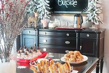 holiday brunch / by Kacia Hicks