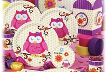 Owl party / Party
