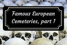 Creepy Weird Travel | Cemeteries and Skulls Wanderlust