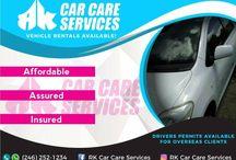 Vehicle rentals / Visiting  Barbados? Need a Vehicle? Contact 2462521234