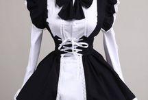 Maid dresses