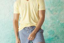 Men's Lookbook / by OndadeMar Swimwear
