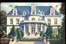 Lost Mansions of the Gilded Age
