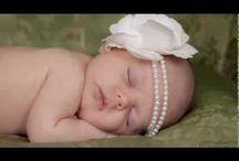 Videos recien nacidos y bebés