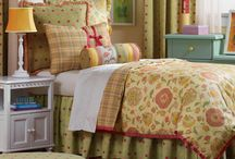 Girls Rooms / by Kathryn Interiors